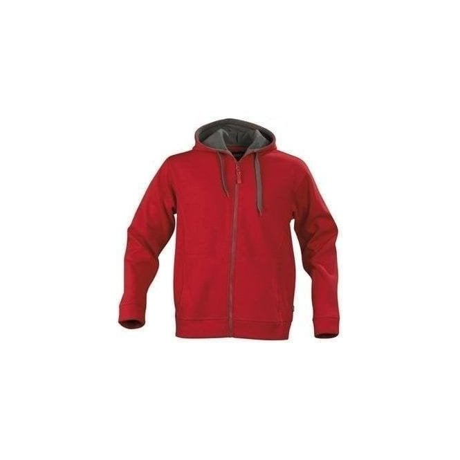 Harvest Prescott zipped hooded jacket