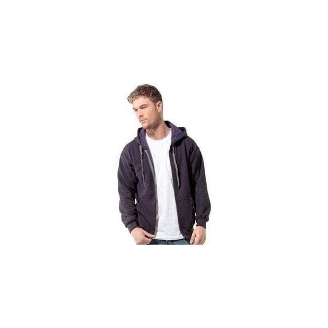 Gildan HeavyBlend vintage classic full zip hooded sweatshirt