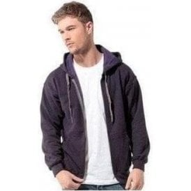 HeavyBlend vintage classic full zip hooded sweatshirt