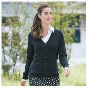 Women's v-neck cardigan