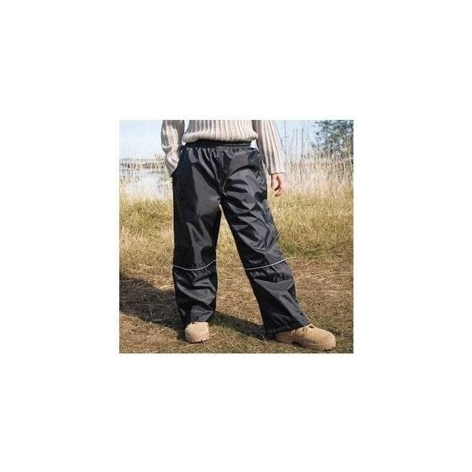 Result Junior/youth waterproof 2000 pro-coach trouser