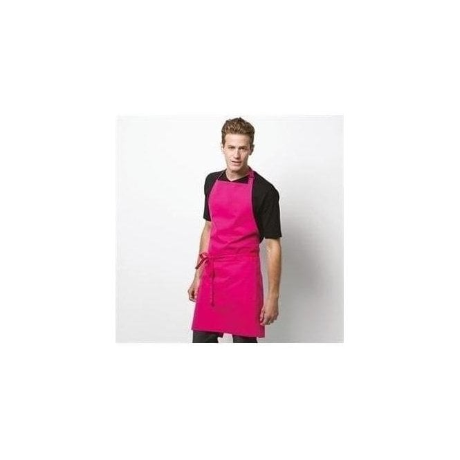 Kustom Kit Bargear® bar bib apron Superwash® 60ºC unisex