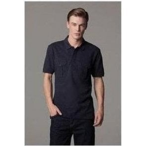 Kustom Kit Pocket polo short sleeved