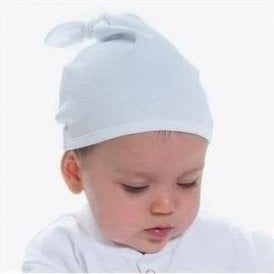 Larkwood Baby top knotted hat