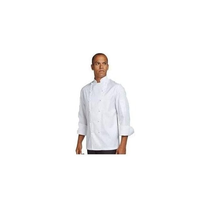 Le Chef Classic fit long sleeve jacket (DE47)