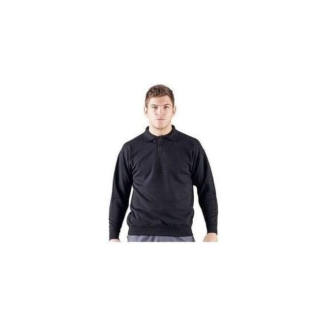 Maddins ColourSure polo plaquet sweat top