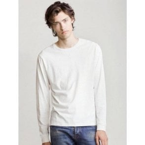 Mens Superstar L/Sleeve T-Shirt