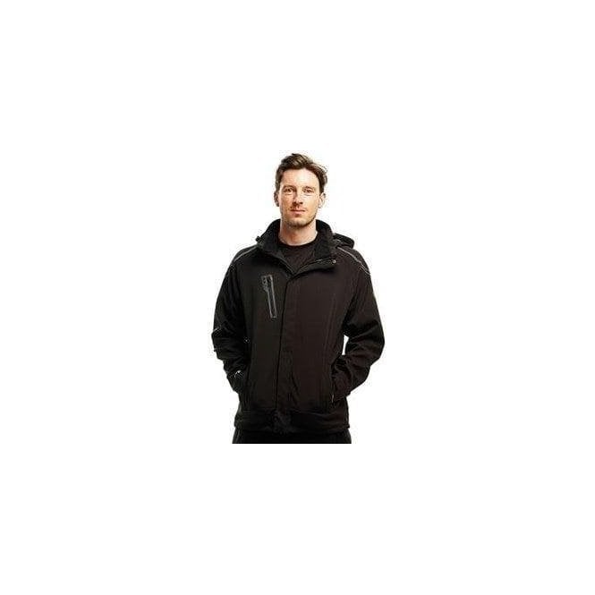 Regatta Peakzone II lined hooded softshell