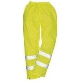 Portwest Hi-vis rain trousers (H441)