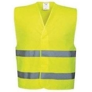 Portwest Hi-vis two band vest (C474)
