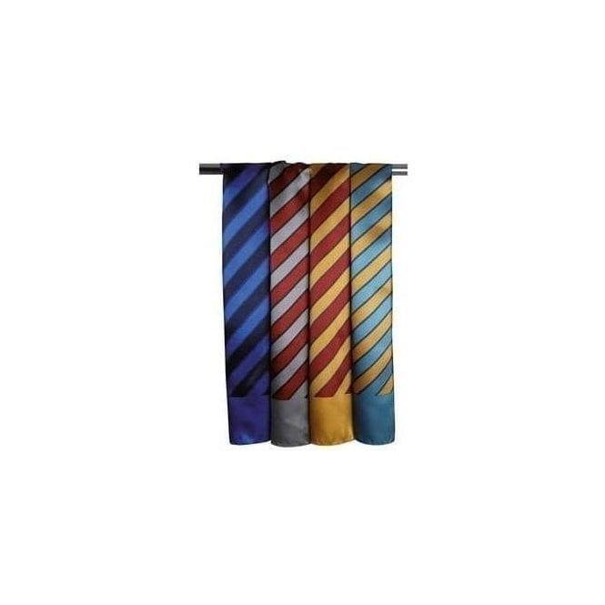 "Premier Scarf €"" wide stripe"