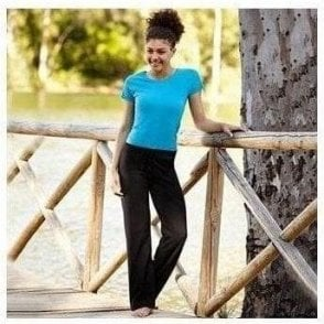 Premium 70/30 lady-fit French jog pants