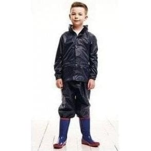 Regatta Kids classic 2 piece rainsuit