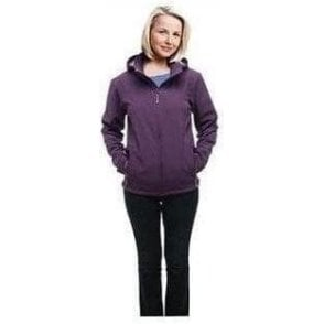 Regatta Standout Women's Arley hooded softshell