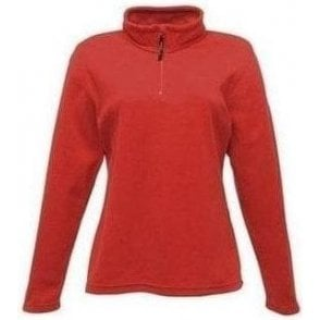 Regatta Women's zip-neck mirofleece