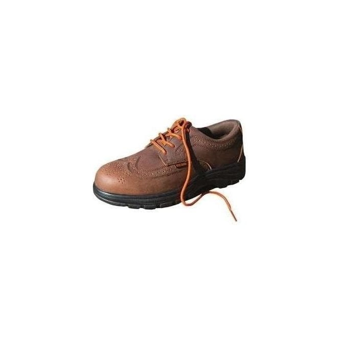Result Manager's brogue