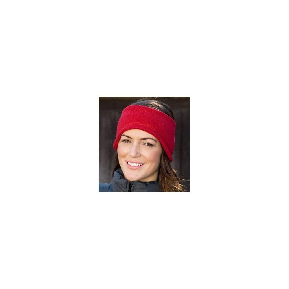 Result Winter Essentials Active fleece headband