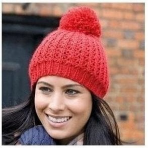 Result Winter Essentials Knitted flute hat