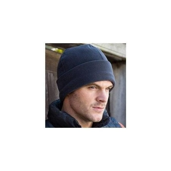 Result Winter Essentials Active fleece ski bob hat