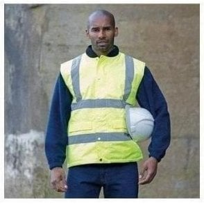 RTY High Visibility High visibility bodywarmer