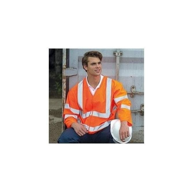 RTY High Visibility High visibility motorway coat
