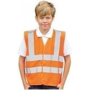 RTY High Visibility Kids high visibility vest