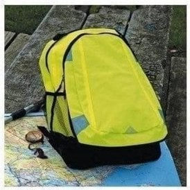 RTY Enhanced Visibility Large Reflective Backpack