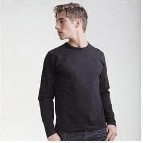 SF Men Stretch long sleeve T