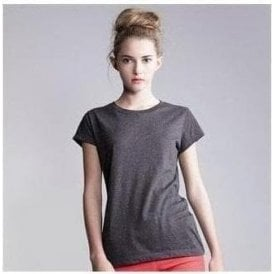 SF Women's fleck t-shirt