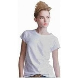 SF Women's slub t-shirt