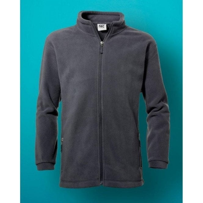 SG Kid's Full Zip Fleece