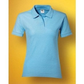SG Ladies Polycotton Polo Shirt