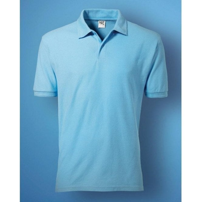 SG Men's Polycotton Polo