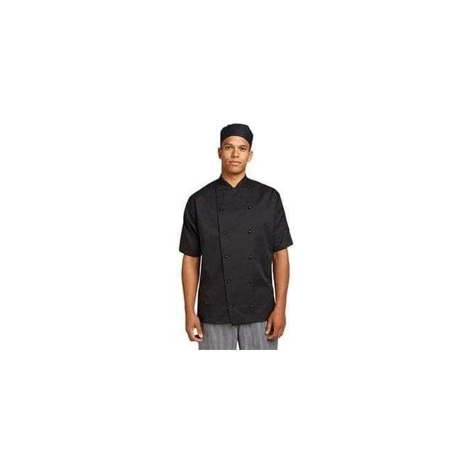 Le Chef Short sleeve executive jacket (DE92FS)