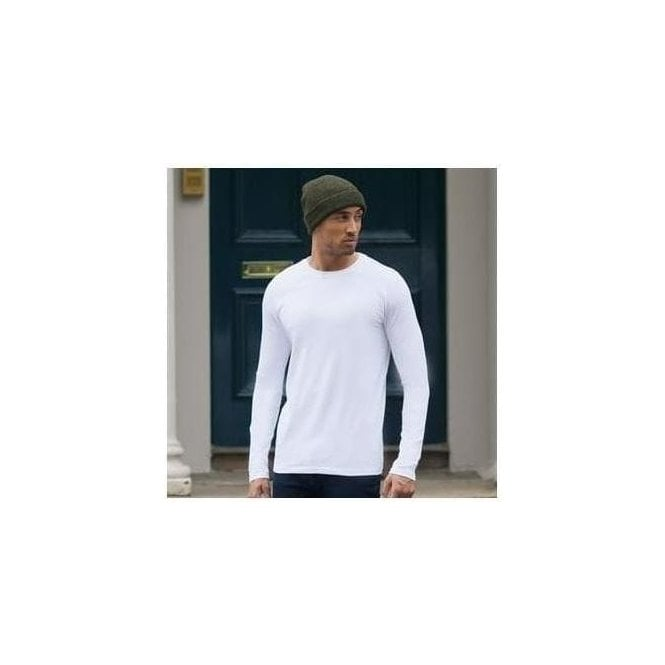 SkinniFit Feel good long sleeved stretch t-shirt