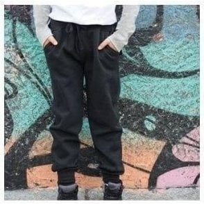 Kids slim cuffed jogger