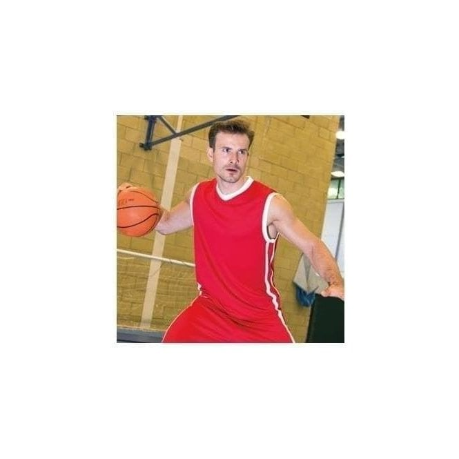 Spiro Basketball quick dry top
