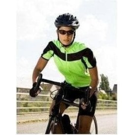 Women's Spiro bikewear full zip top