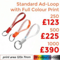 Standard Ad-Loop® With Full Colour Print