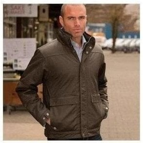 Urban waxed twill jacket (WCT-2)