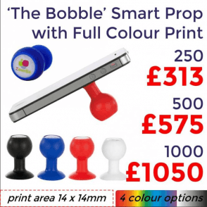 The Bobble With Full Colour Print