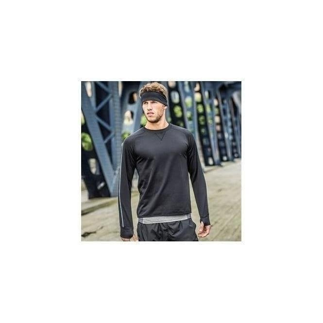 Tombo Crew neck running top