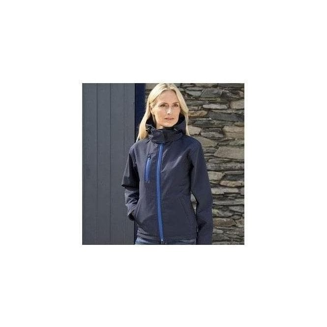 Result Core Women's Core TX performance hooded softshell jacket