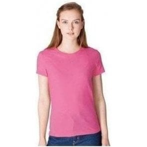 Women's fine jersey short sleeve T (2102)