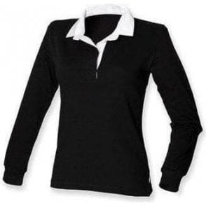 Women's long sleeve original rugby shirt