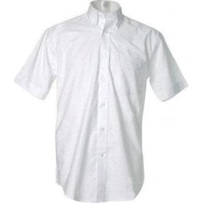 Workwear Oxford shirt short sleeved